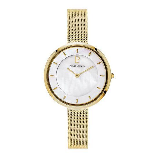 35bbc413299b8 Montre Femme Pierre Lannier - 076G598 - Bracelet Milanais