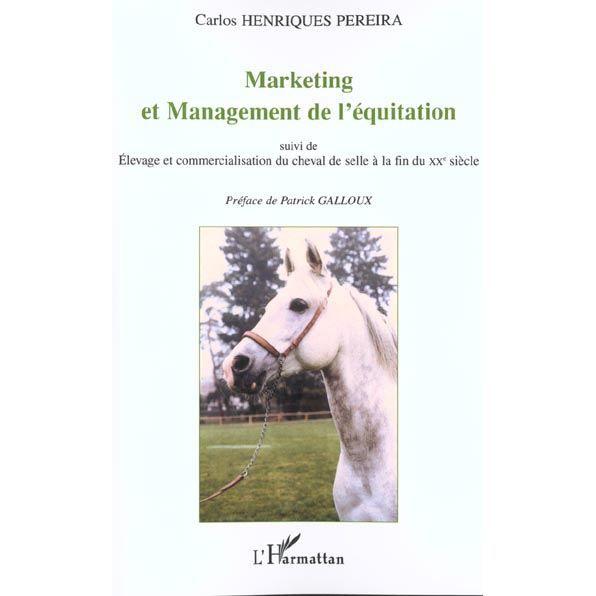 Marketing et management de l'équitation