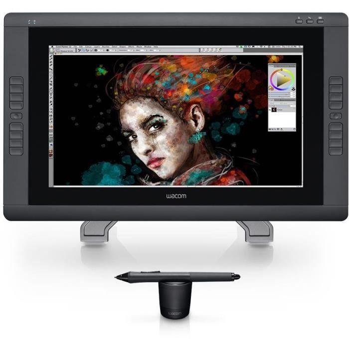 WACOM Cintiq 22HD Pen & Touch - Écran de création à stylet 22''