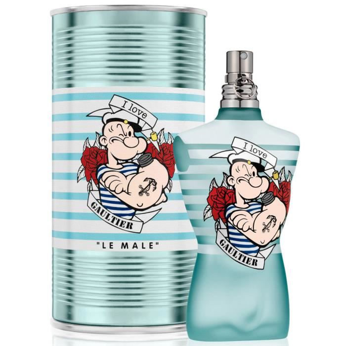 Jean paul gautier parfum homme achat vente pas cher - Le male jean paul gaultier prix ...