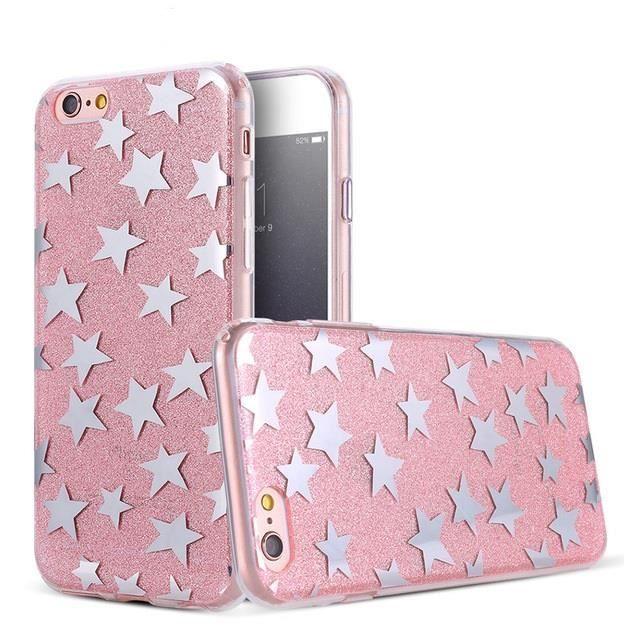 coque iphone 5 étoile