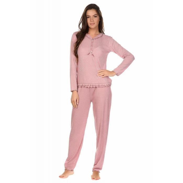 Pyjamas Taille L Petita Couleur Lili Rose Zoe 2 Pièces amp; 1R861q