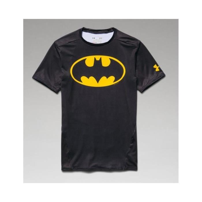 T-SHIRT DE COMPRESSION Baselayer - Batman - Under Armour