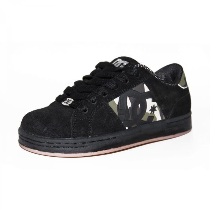 samples shoes DC RAPID BLACK CAMO KIDS / ENFANTS