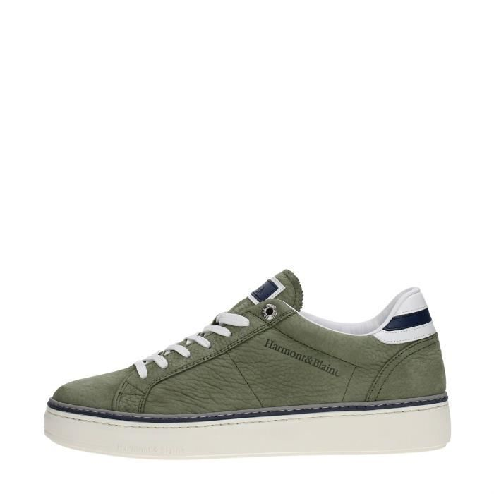 Harmont & Blaine Sneakers Homme GREEN, 42