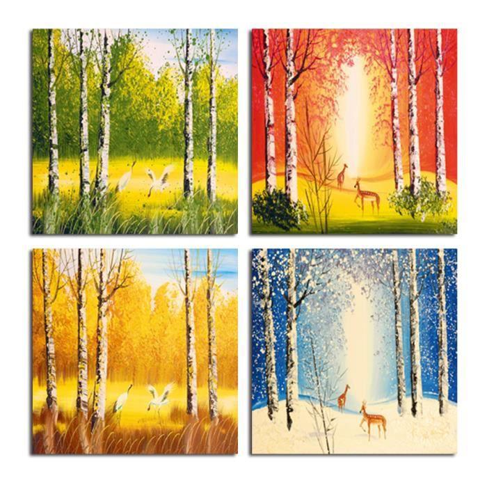 Préférence 4 saisons peinture CF94