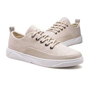 Chaussure Course A Pied DéRapage Respirant Courir Meilleure Qualité éPais Net Homme blanc 42 R96345555_8831 xgcwdSz8o