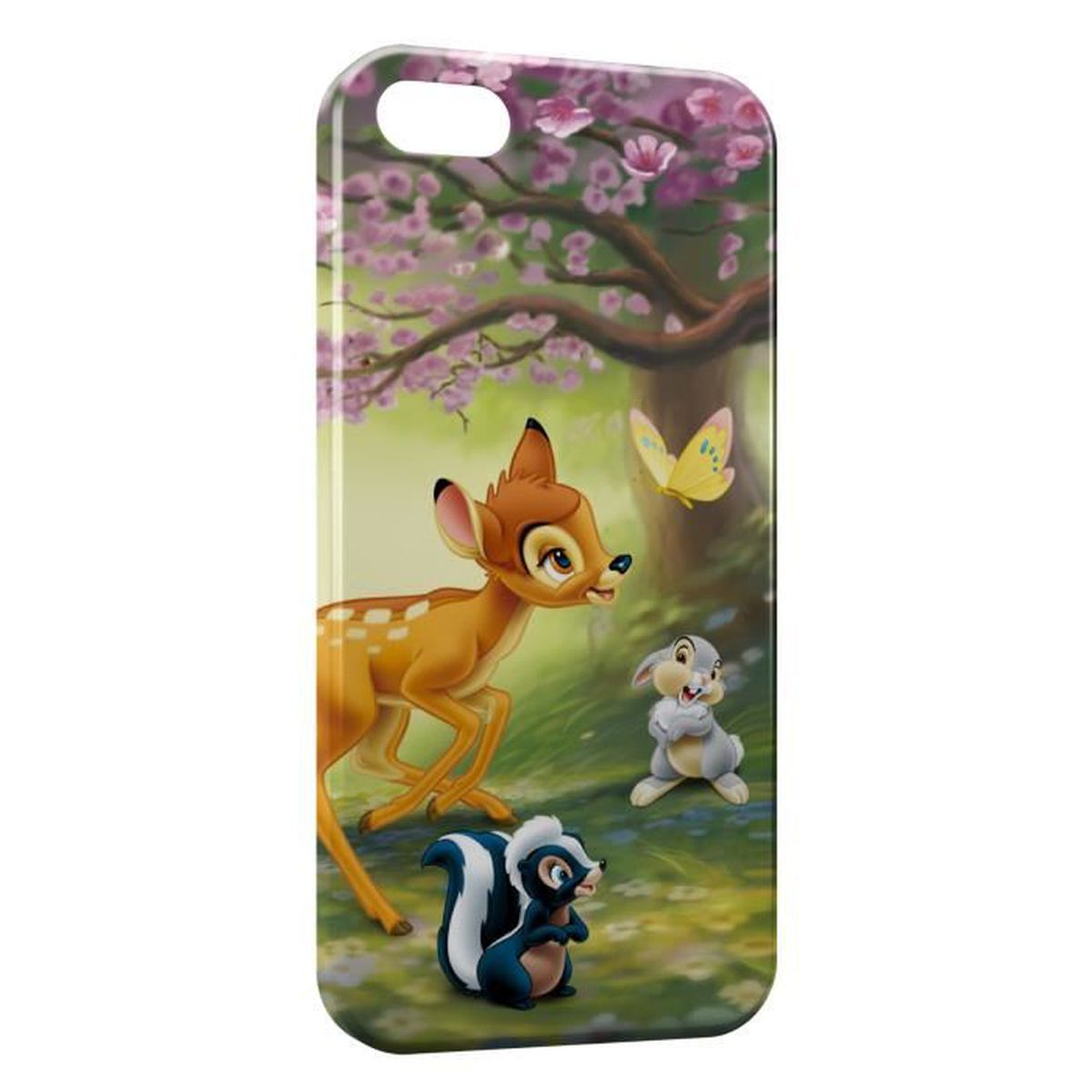 coque iphone 5 bambi