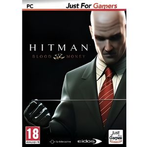 JEU PC HITMAN BLOOD MONEY / Jeu PC