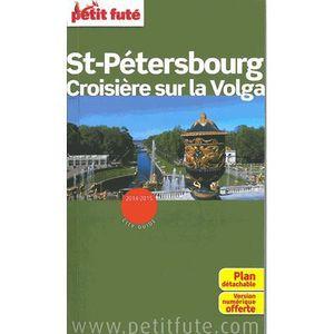 GUIDES MONDE Petit Futé Saint Petersbourg Croisière sur la Volg