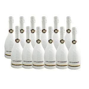 PÉTILLANT & MOUSSEUX Lot de 12 bouteilles JP Chenet Ice Edition Brut 75