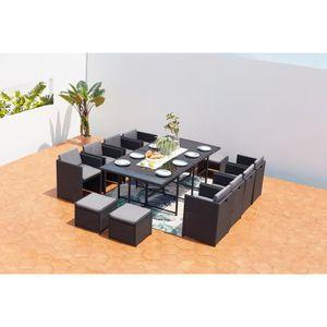 salon de jardin m tal achat vente salon de jardin m tal pas cher cdiscount. Black Bedroom Furniture Sets. Home Design Ideas