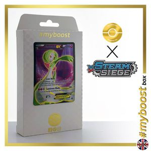 CARTE A COLLECTIONNER GARDEVOIR EX 111-114 - #myboost X Steam Siege XY 1