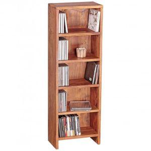 etagere bois massif achat vente etagere bois massif pas cher cdiscount. Black Bedroom Furniture Sets. Home Design Ideas