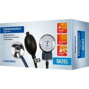 TENSIOMETRE Manomètre avec stéthoscope Diagnostic DA201 tensio