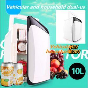 MINI-BAR – MINI FRIGO 10L Mini Réfrigérateur Electrique Portable voyage