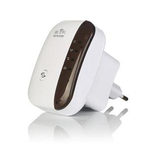 MODEM - ROUTEUR Version Chine - EU Plug - Sans Fil Wifi Répéteur 3