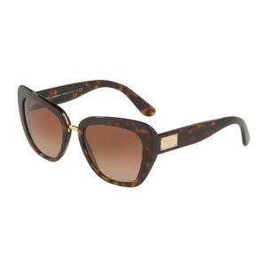 LUNETTES POUR ECLIPSE Lunettes de soleil Dolce   Gabbana DG 4296 502-13 db1d5a06b404