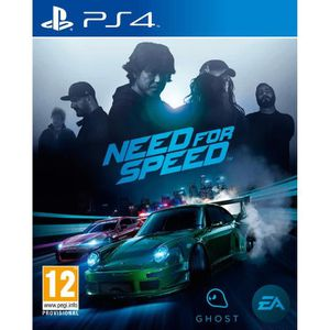 JEU PS4 Need For Speed PS4