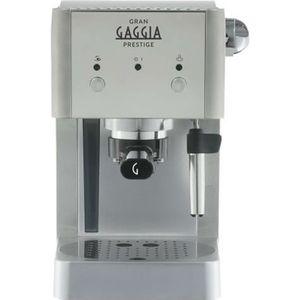 MACHINE À CAFÉ Gran Gaggia Prestige RI8427 Machine à café avec bu