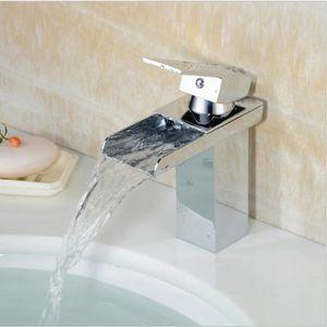 Grande vasque 2 robinets - Achat / Vente pas cher