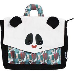 CARTABLE Cartable toile souple Rototos le Panda Les Dégling