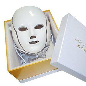 LUMINOTHÉRAPIE LED Facial Masque Quotidien Beauté Instrument Anti