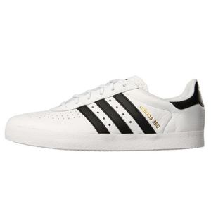 BASKET CHAUSSURES ADIDAS 350 BLANCHE/NOIRE BY9762