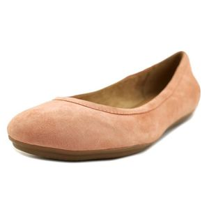 Daim Large Plate Rose Brittany Chaussure Naturalizer Achat OPw0n8k