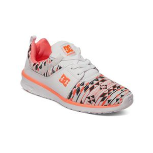 SKATESHOES Chaussures Femme DC Heathrow Limited Edition Blanc