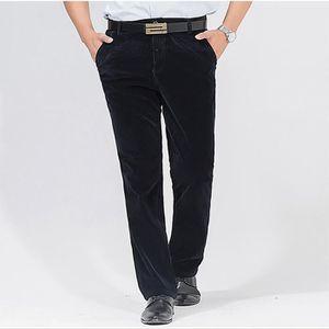 PANTALON Pantalon Homme de Marque grande taille Droit Panta