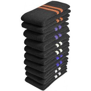 CHAUSSETTES TWINDAY Lot de 10 paires de Chaussettes Homme Micr