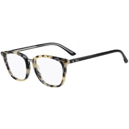ab9503bfe3e Lunettes de vue pour femme DIOR Ecaille MONTAIGNE 35 TFV 51 18 - Achat    Vente lunettes de vue Lunettes de vue pour femme … Femme Adulte - Cdiscoun