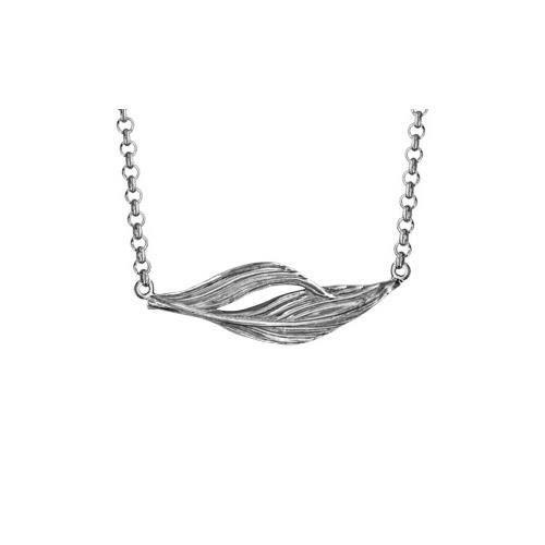 Halsketten & Anhänger COLLIER MOUSTACHE Bijoux en ARGENT 925/000 NEUF 45cm