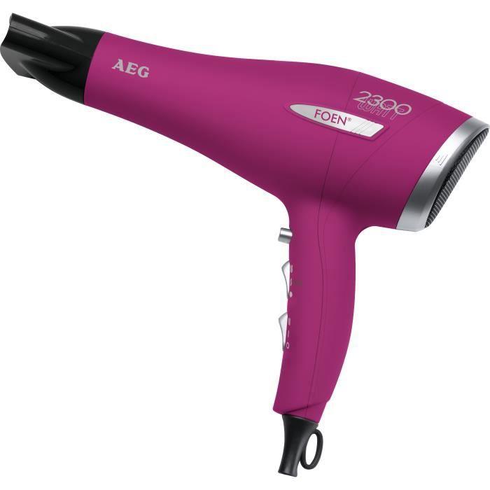 AEG Sèche-cheveux HT 5580 Rose