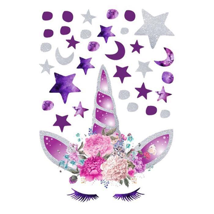 Deco Chambre Enfant Violet