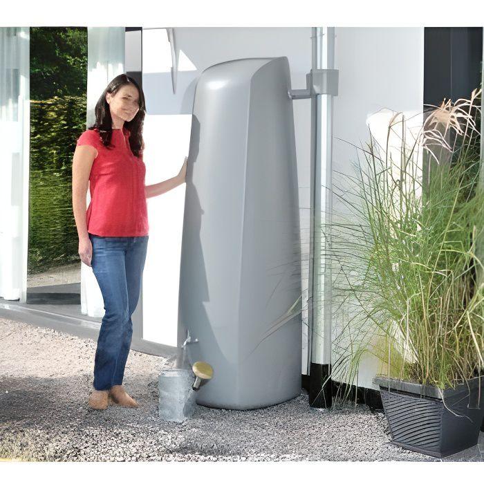 garantia récupérateur d'eau de pluie elégance 400l - achat / vente