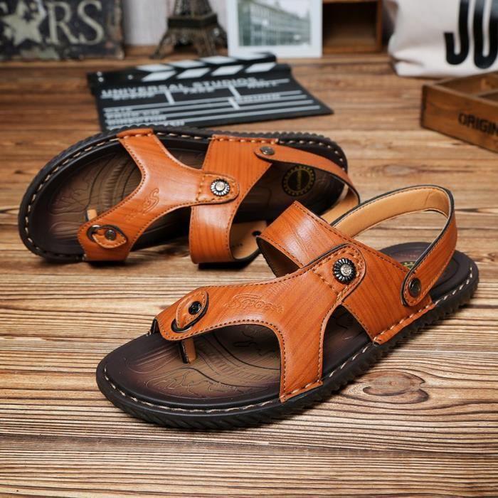 sandales 2016 New hommes 2016 sandales hommes summer New nfXPfZO
