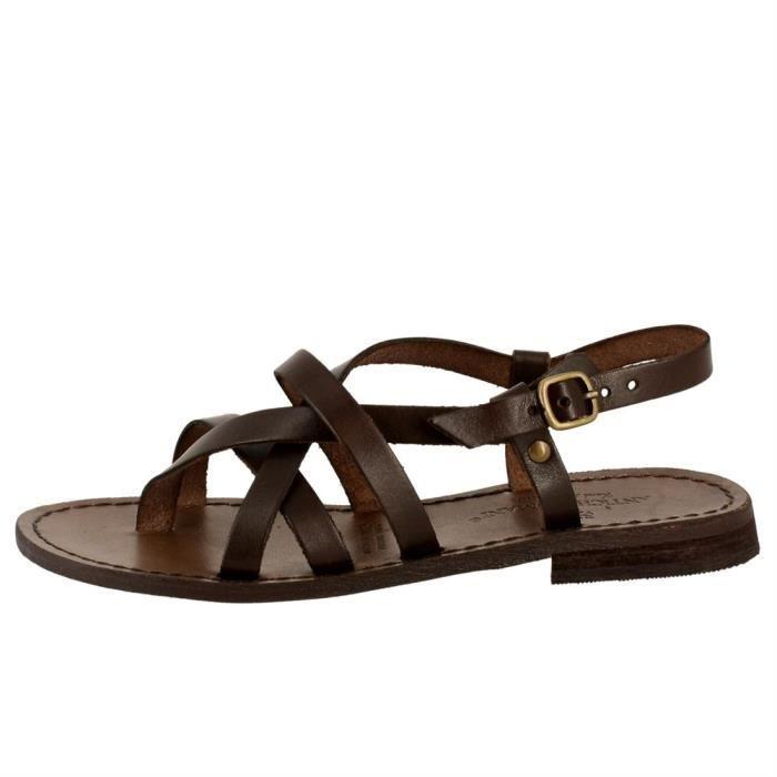 SANDALE - NU-PIEDS sandales   nu pieds 520 femme antichi romani 520 20dc677f55ee