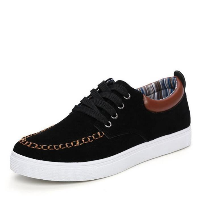 Hommes Antidérapant Luxe Sneaker De Marque Plus Chaussures RqwF88