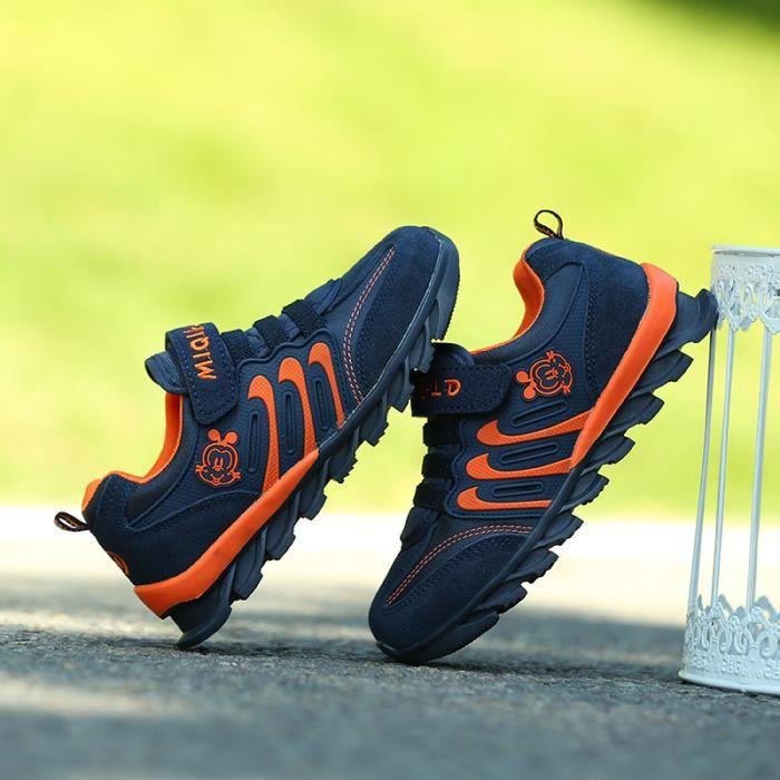Chaussure Basket sport à l'extérieur de la chaussure pour enfants garçons et fillesgarçons les chaussures de loisirs de la