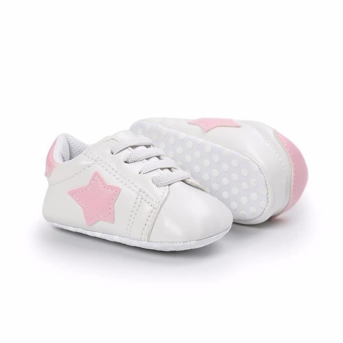Lavieni ®Bébé Fille Garçon Chaussure Décontracté Commencer Chaussures Sneaker Anti-dérapant Doux Sole Toddler SCH71204834 YpuSm