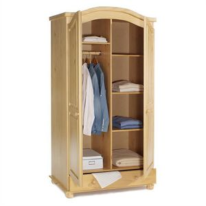 armoire penderie pin achat vente armoire penderie pin. Black Bedroom Furniture Sets. Home Design Ideas