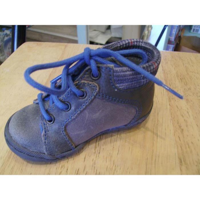 Chaussures enfants Botillons bébés garçons Little Mary P19 cBkFAcr