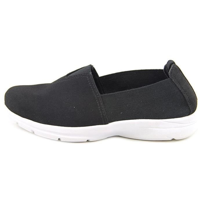 E360 Quirky bout rond Mocassins Toile HYTDL Taille-40
