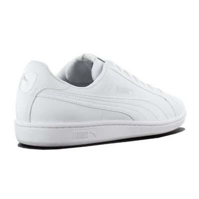 Puma Smash Buck 356753 24 Blanc Chaussures Homme Sneaker