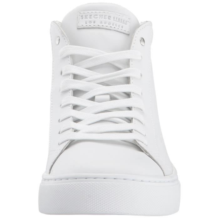 Side Street-leather Mid Top Fashion Sneaker ABS8W Taille-39 1-2