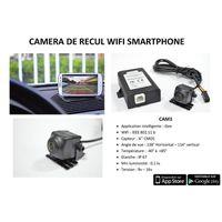 camera de recul wifi achat vente radar de recul camera de recul wifi cdiscount. Black Bedroom Furniture Sets. Home Design Ideas