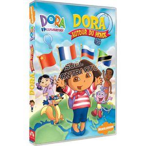 DVD DESSIN ANIMÉ DVD Dora l'exploratrice, vol. 12 - Dora autour ...
