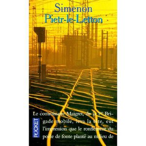 AUTRES LIVRES Pietr le letton